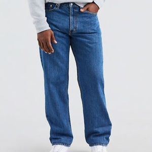 Men's Levis 550 Relaxed Fit Big and Tall Jeans
